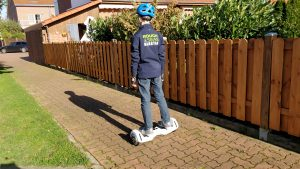 Hoverboard Alienboard BadWings