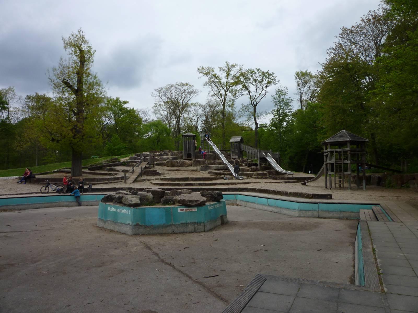 Karlsruhe Spielplatz