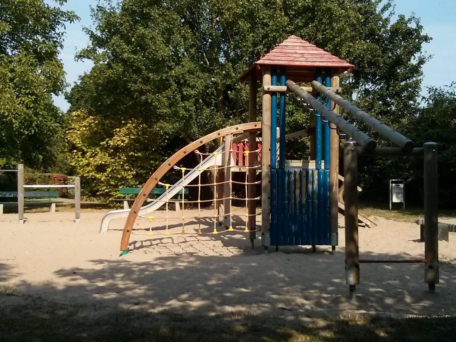 Spielplatz Mainz