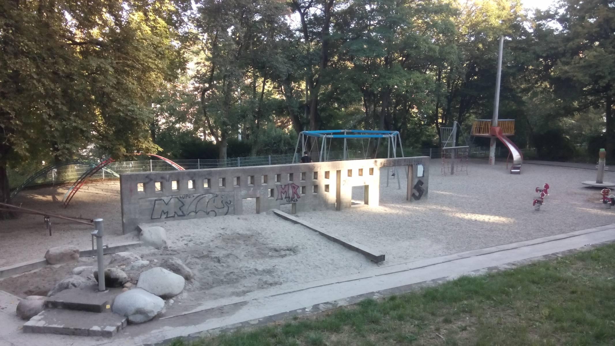 Spielplätze In Stuttgart