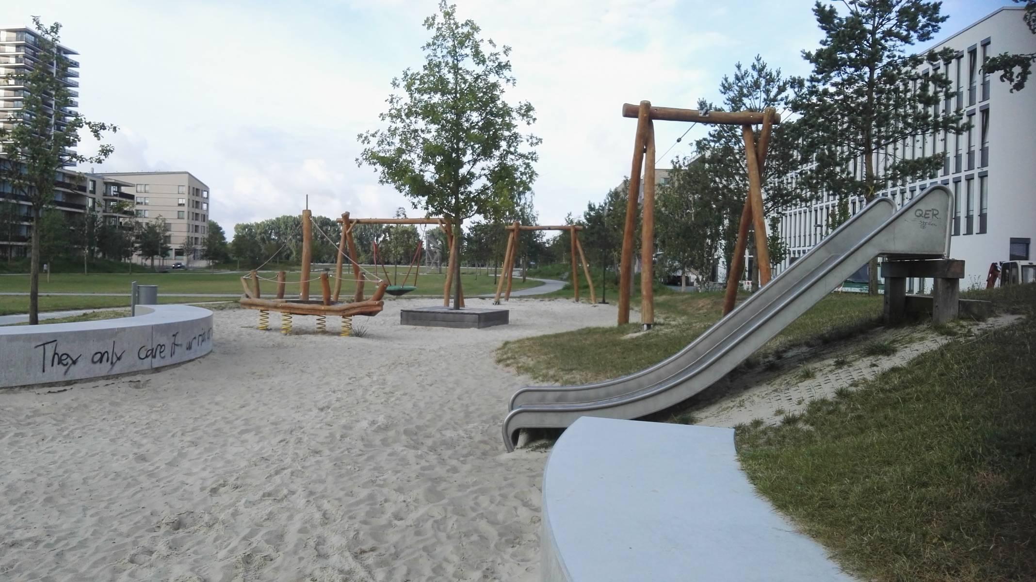 Bremen Spielplatz