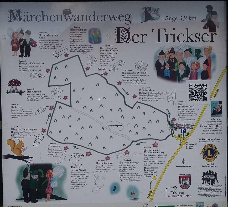 märchenwald jesteburg
