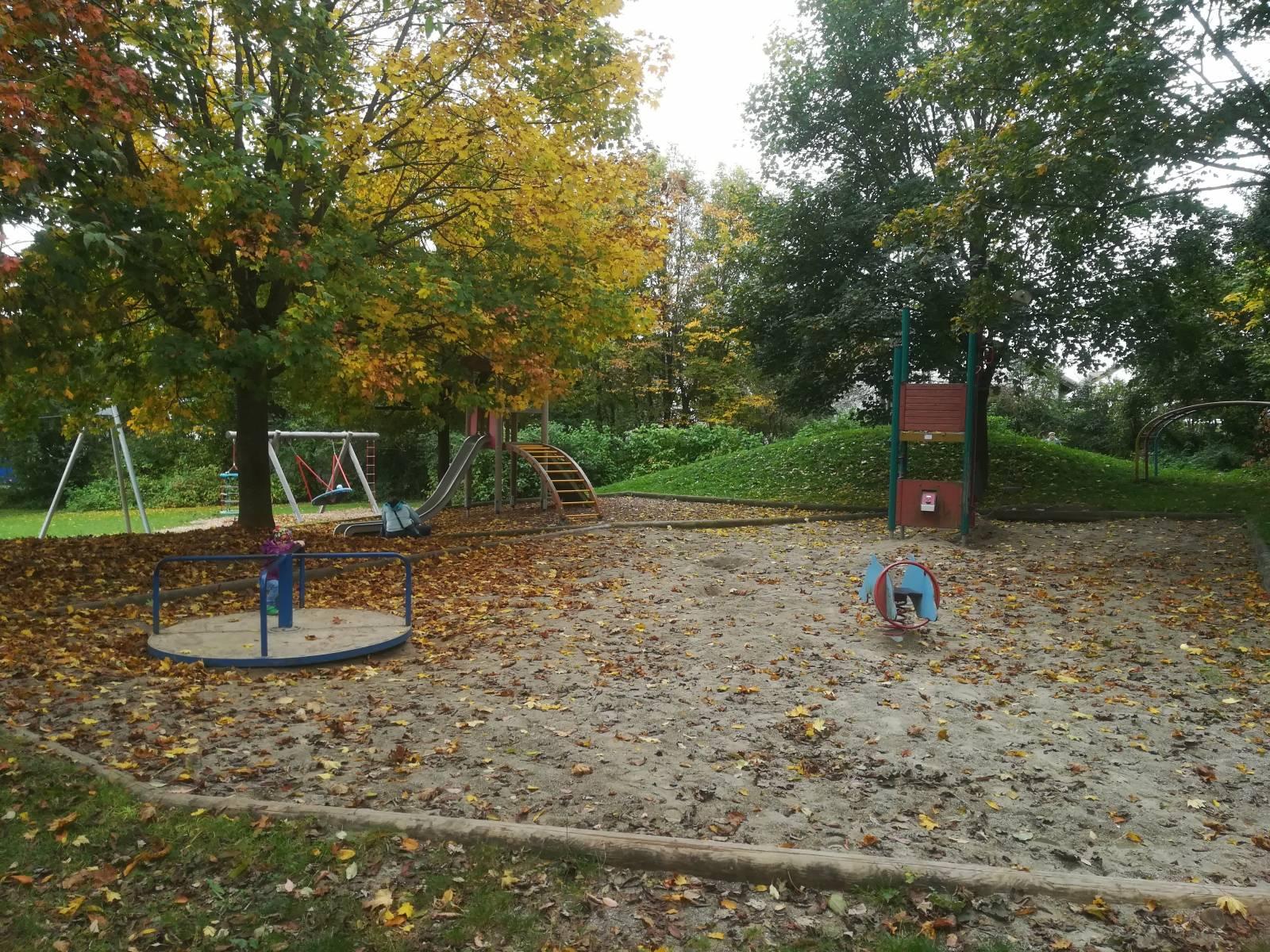 Kletterbogen Spielplatz : Spielplatz rammingerstraße in biberach an der riß mittelberg