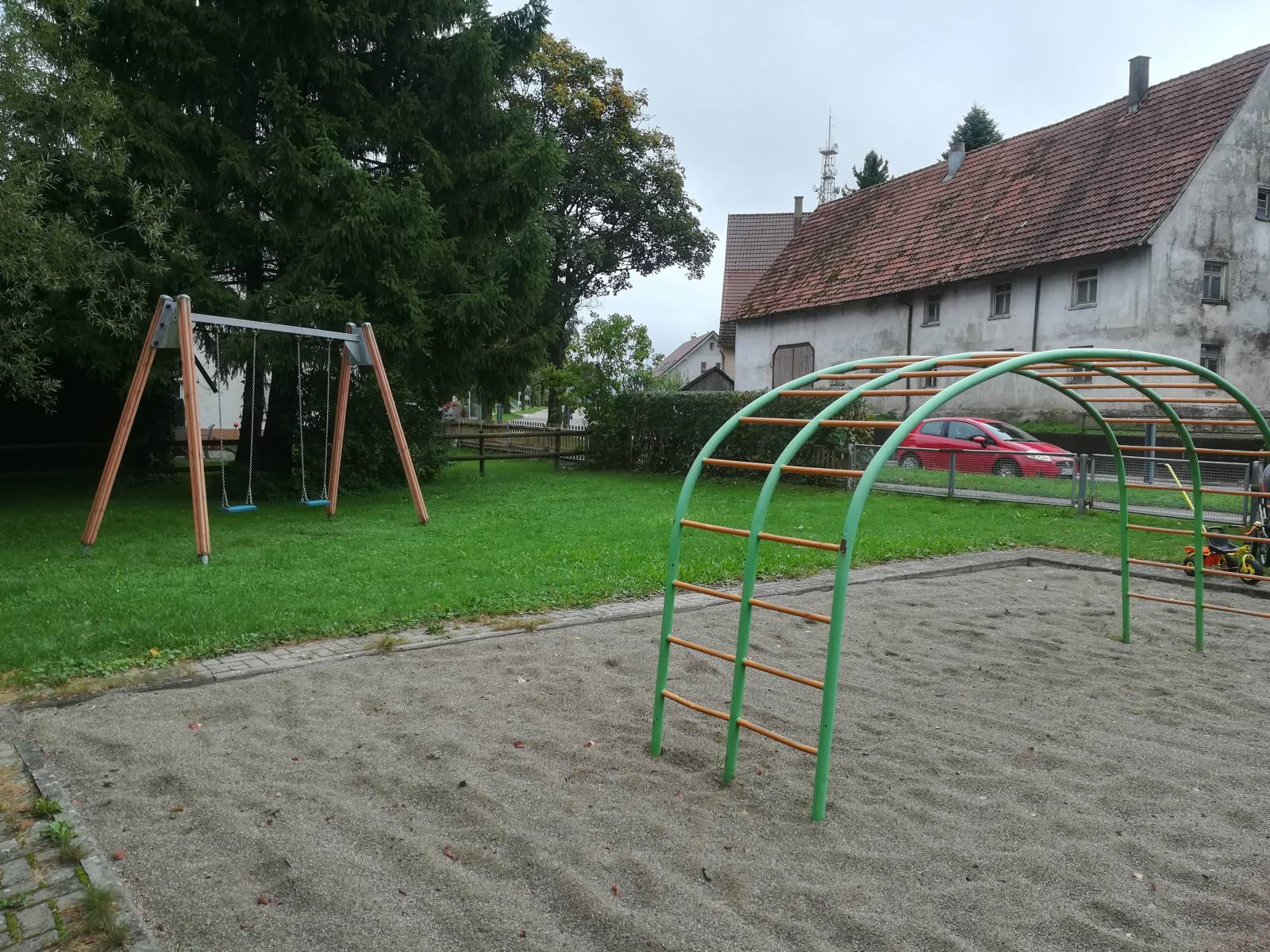 Kletterbogen Spielplatz : Spielplatz winterreuter straße in biberach an der riß bergerhausen