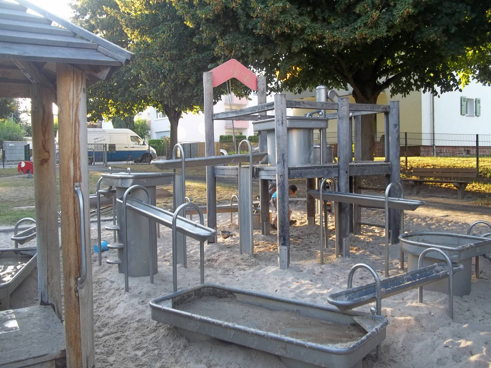 Spielplatz Bad Nauheim
