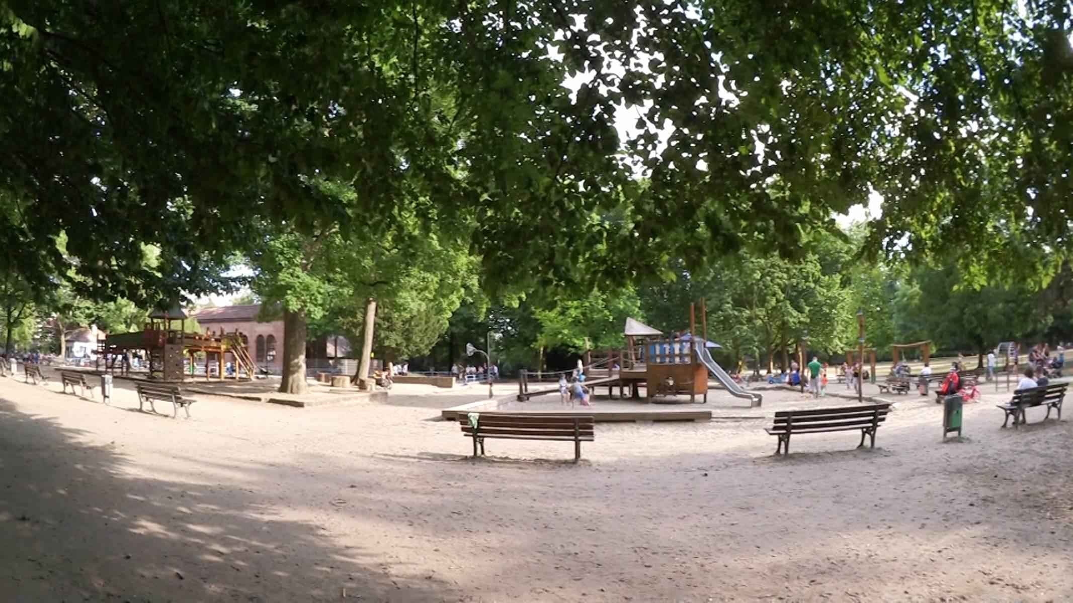 Waldspielpark Frankfurt