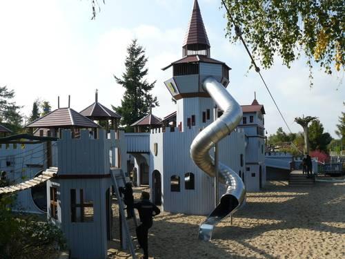 Ritterburg Spielplatz