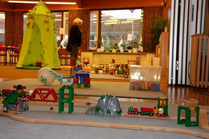 Indoorspielplatz Ein Zuhause für Kinder in Bremen, Kirchhuchting ...