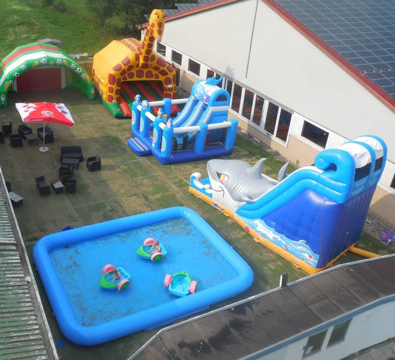 Indoorspielplatz HAPPYLAND In Bad Saulgau